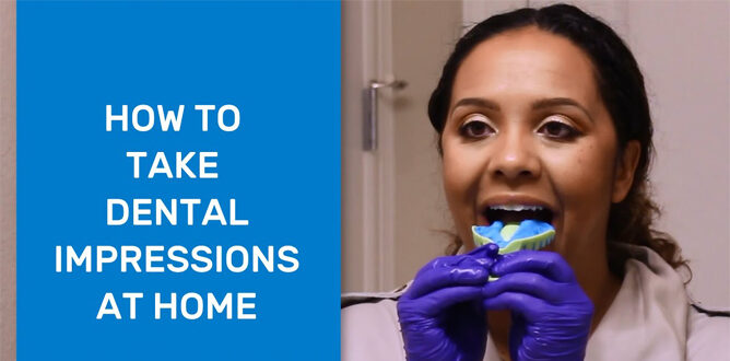 How to make dental impressions at home - a comprehensive guide
